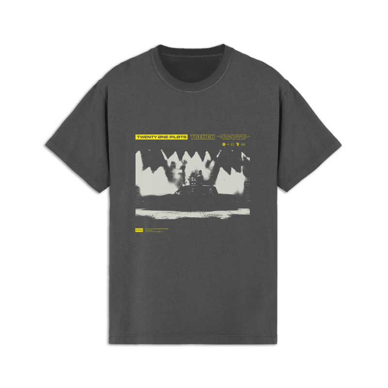 Stage Car T-Shirt