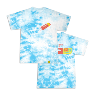 Flash Blue Wash T-Shirt