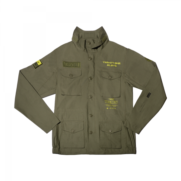 Eagle Trench Coat
