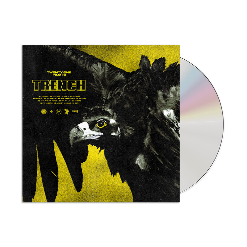 Bandana Vinyl Bundle Twenty One Pilots