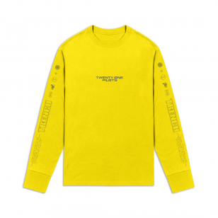 Tracklist Long Sleeve T-Shirt