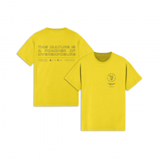 Poacher Stack T-Shirt (Yellow) Bundle