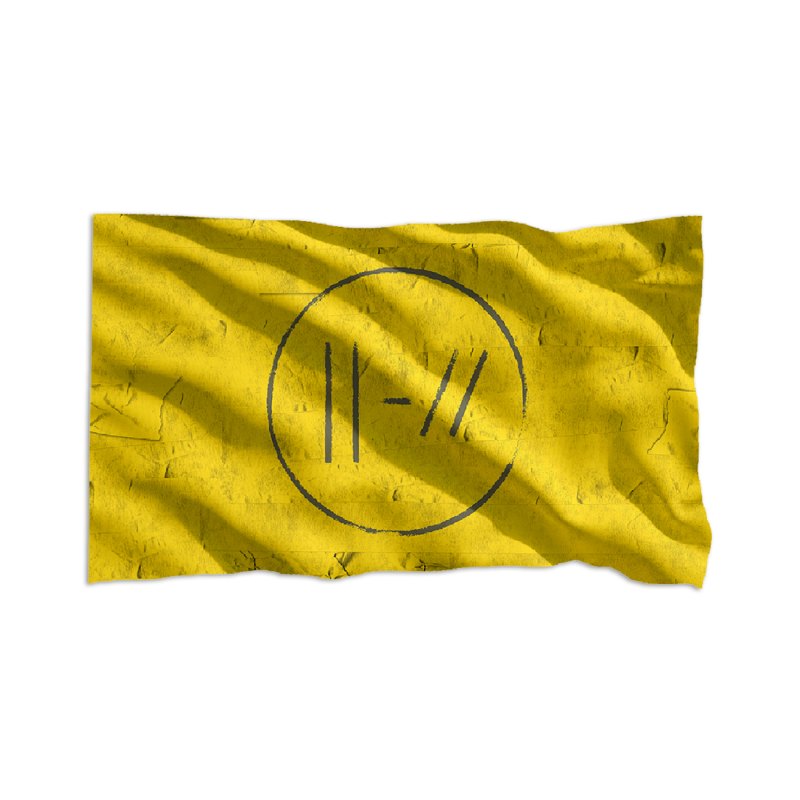 Circle Slash Flag