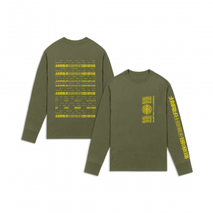 Jumpsuit Lyric Longsleeve Bundle
