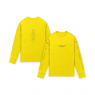 Tracklist Long Sleeve Bundle
