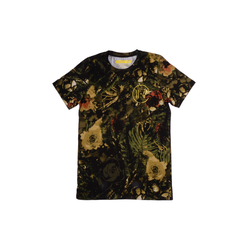 Camo Collection Logo T-Shirt front