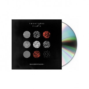 Blurryface CD