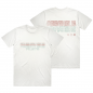 Poisonous Vibes Hollow T-Shirt White