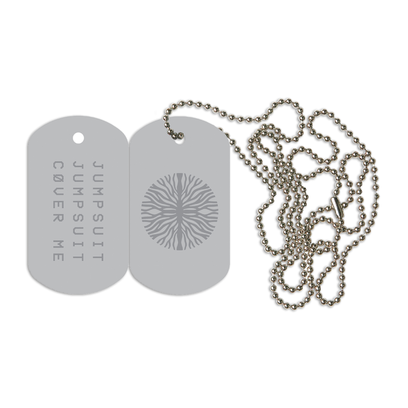 Jumpsuit Dog Tag