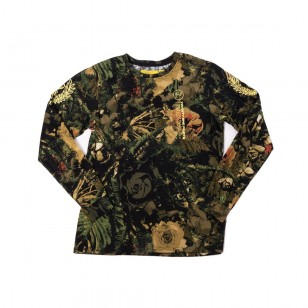 Camo Collection Logo Longsleeve