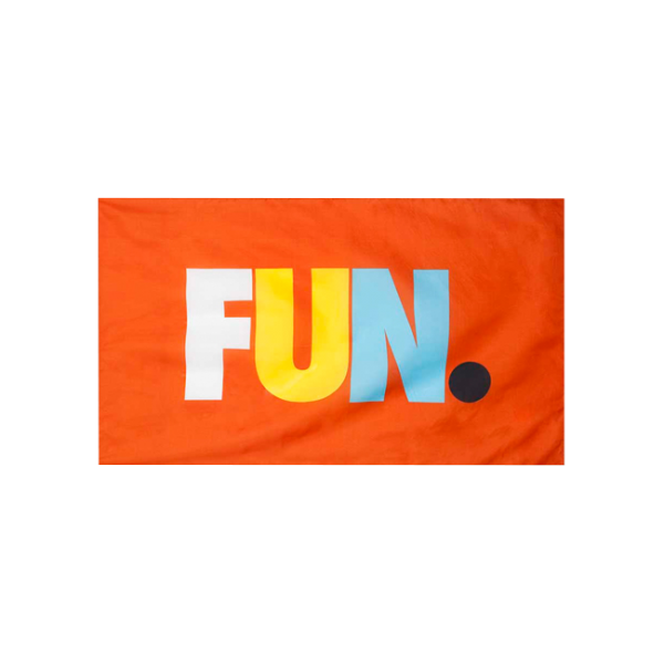 Multicolored Fun. Flag