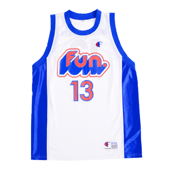 Blue Most Nights Jersey