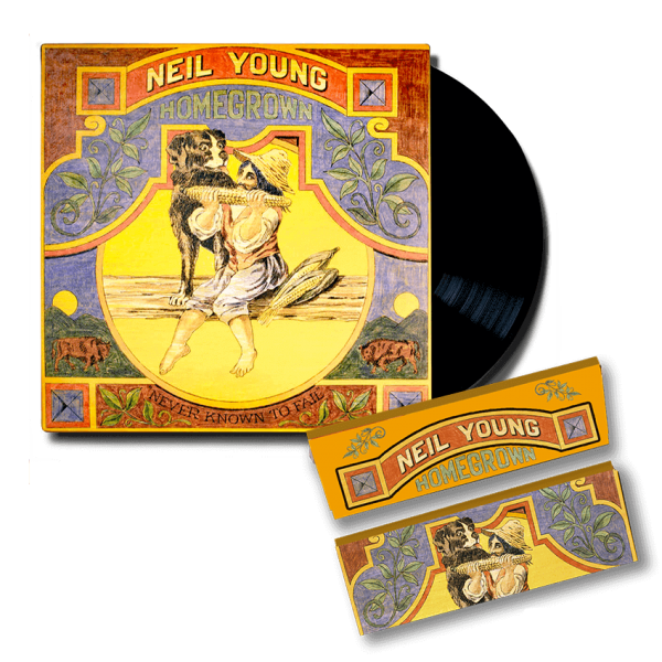 """""""Never Known to Fail"""" Rolling Papers (Regular) + Vinyl"""