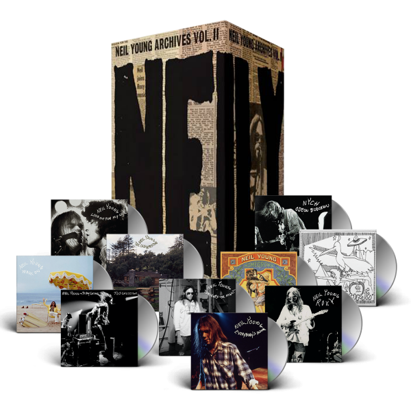 Neil Young - Archives Volume II: 1972-1976