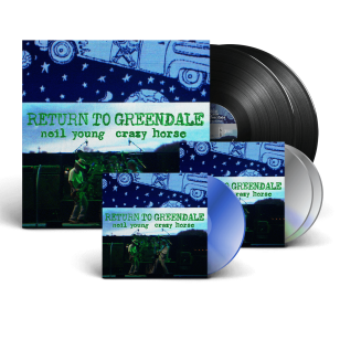 Return to Greendale (Deluxe Edition) 2CD+2 LP+ BluRay