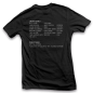Silhouette Black T-Shirt