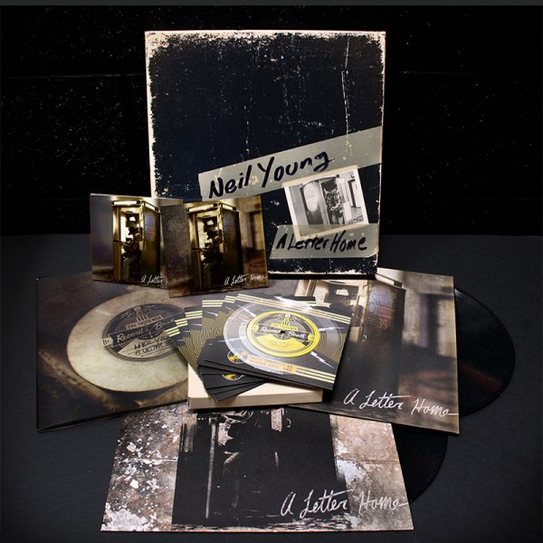 A Letter Home Deluxe Boxset