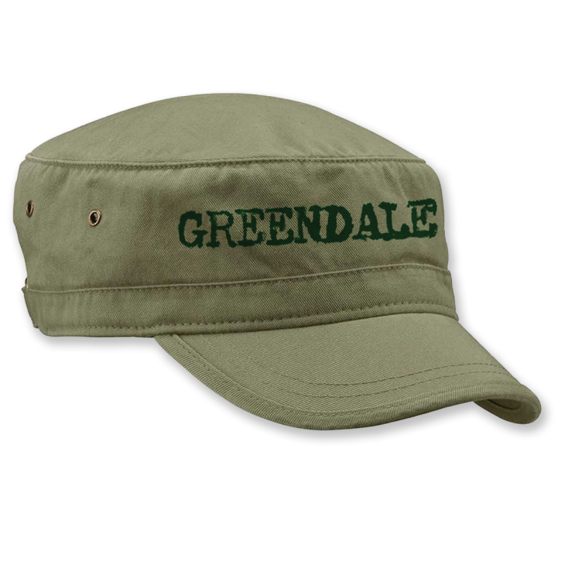 Greendale Painters Cap Green (Default)