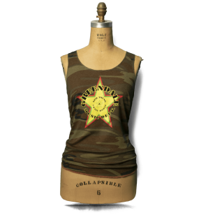 Greendale Star Women's Tank (Apparel)
