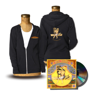 Homegrown Unisex Hoodie + CD