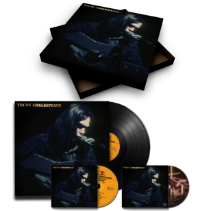 Young Shakespeare Deluxe (CD, LP & DVD)
