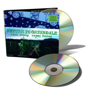 Return To Greendale CD