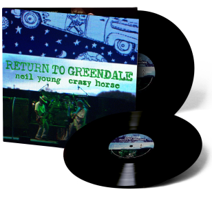 Return To Greendale Vinyl (Default)