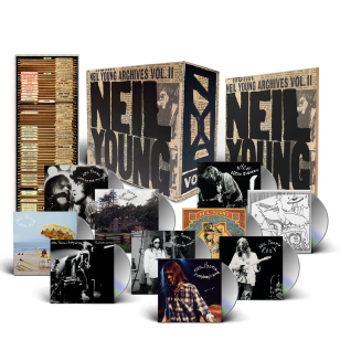 ARCHIVES VOL. II: 1972-1976 (RETAIL EDITION)