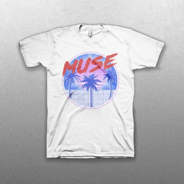 Spring T-Shirt - Muse Official Store