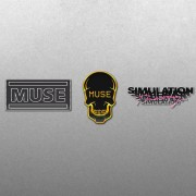 Simulation Theory Enamel Pin Set