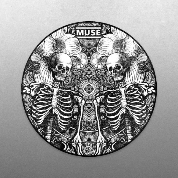 Till Death Vinyl Slip Mat - Muse Official Store