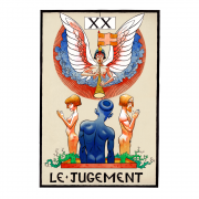 Le Judgement, 2014
