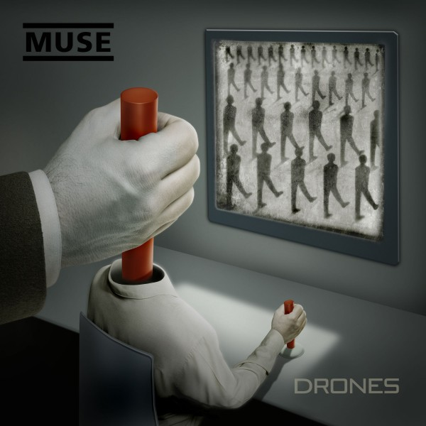 Muse Drones HD Digital Album