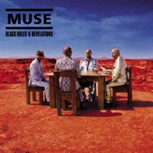Black Holes And Revelations CD Album
