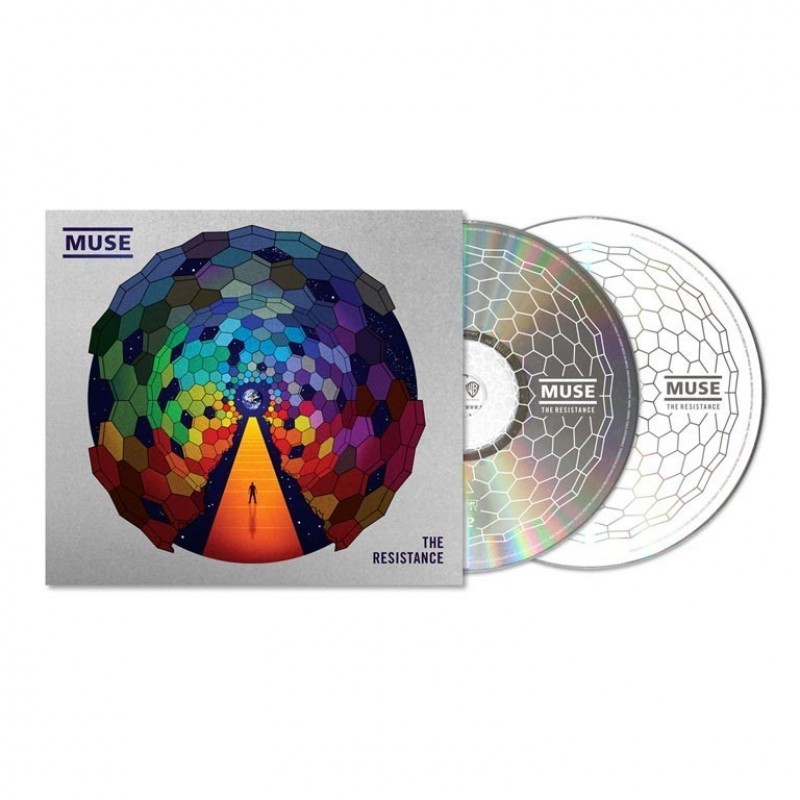 The Resistance CD + DVD