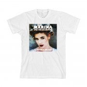 Electra Heart Album T-shirt White