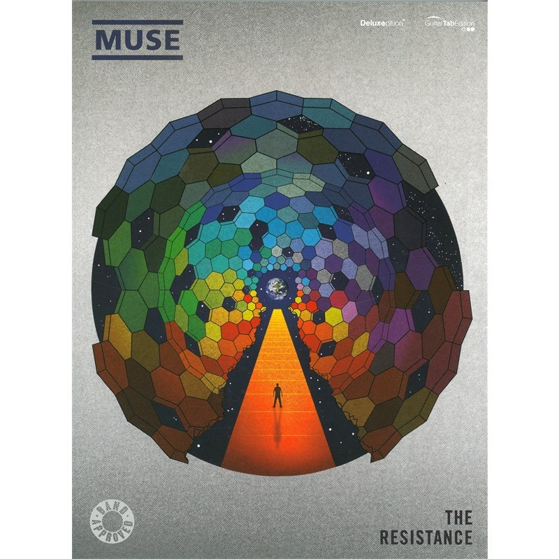 The Resistance Piano, Vocal, Guitar Songbook