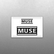 Muse Logo Enamel Pin Badge - Muse Official Store