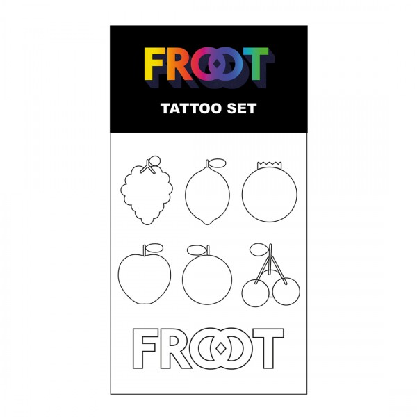 Cyber FROOT Tattoos