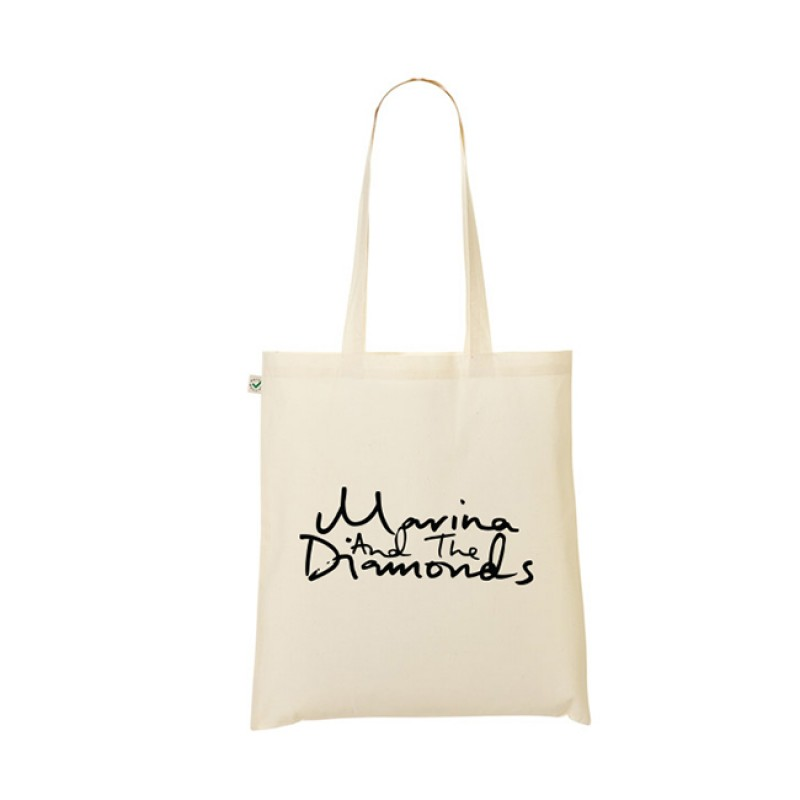 Marina & The Diamonds MATD FROOT Logo Tote