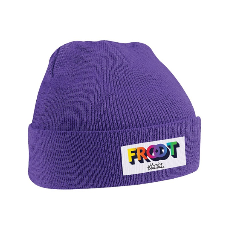 Marina & The Diamonds FROOT of the month beanie