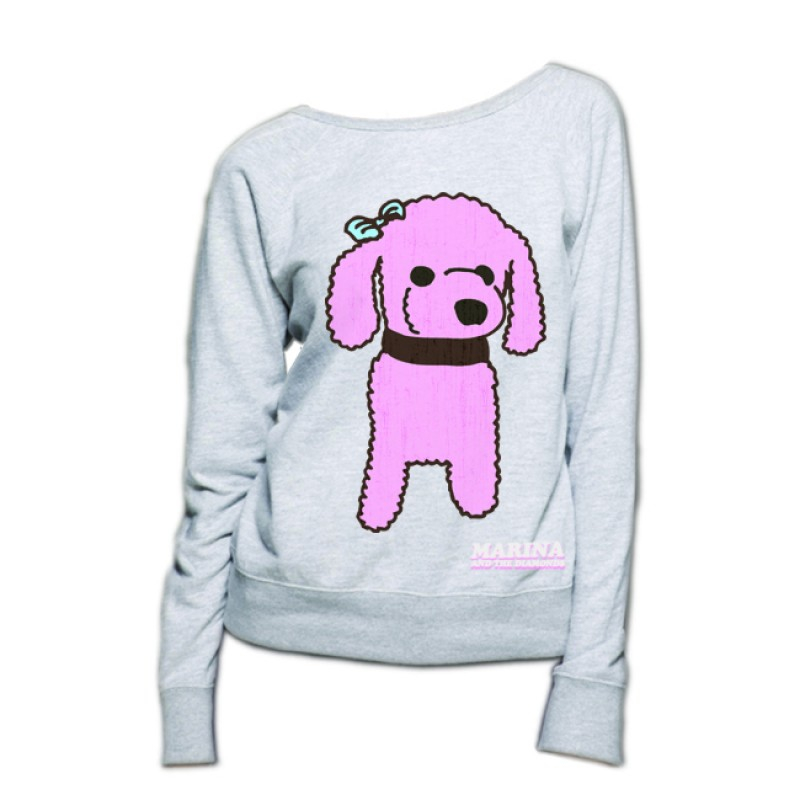 Marilyn dog Sweatshirt