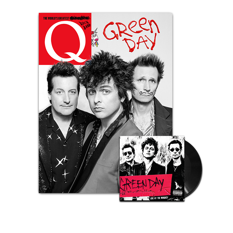 "Q Magazine + Live at the Whiskey 7"" Bundle"