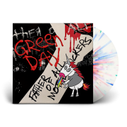 Father of All... Limited Edition Rainbow Puke Vinyl LP