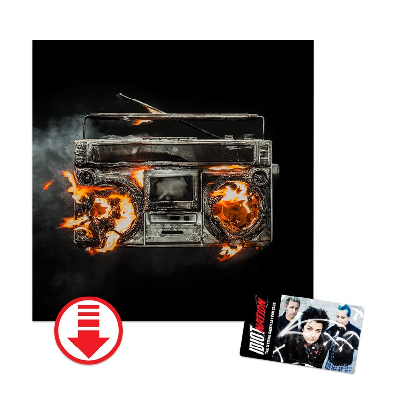 Revolution Radio Digital Album + Fan Club Bundle