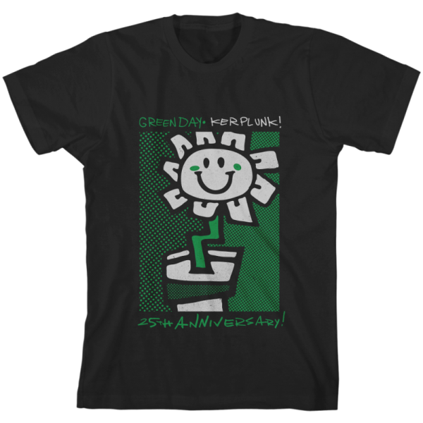 KERPLUNK 25TH ANNIVERSARY T-SHIRT