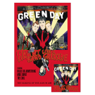 Heart Like A Hand Grenade DVD + Poster Bundle