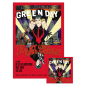 Green Day Ultimate American Idiot CD/DVD + Poster