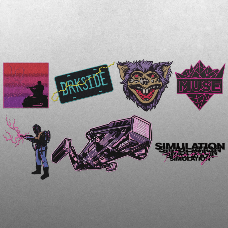 Simulation Theory Patch Set