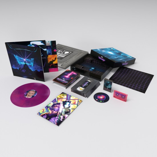 The Muse Simulation Theory Deluxe Film Box Set